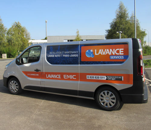 EMIC - Vehicule - Lavance Services - Installation et Maintenance